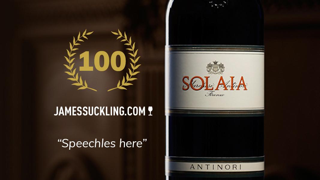28 Solaia 2016 100=punten