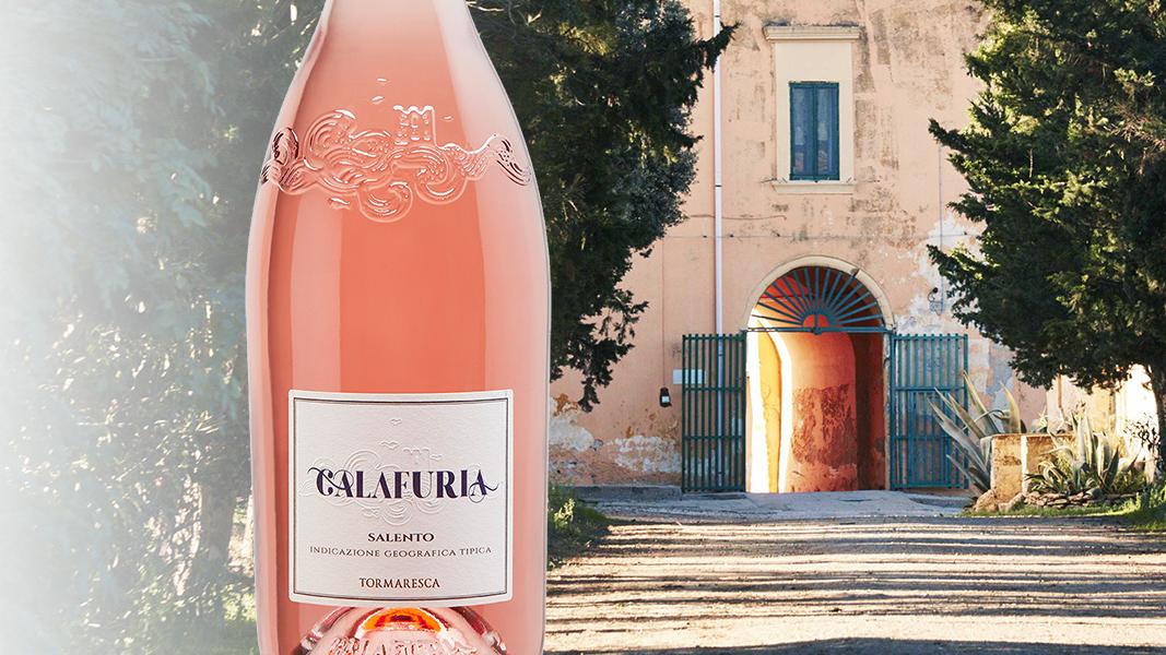 34 Tormaresca Calafuria Italies beste rose