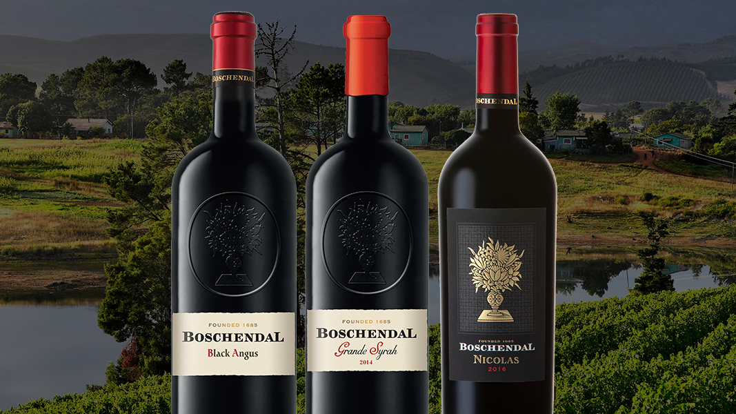 63 The Heritage Collection van Boschendal