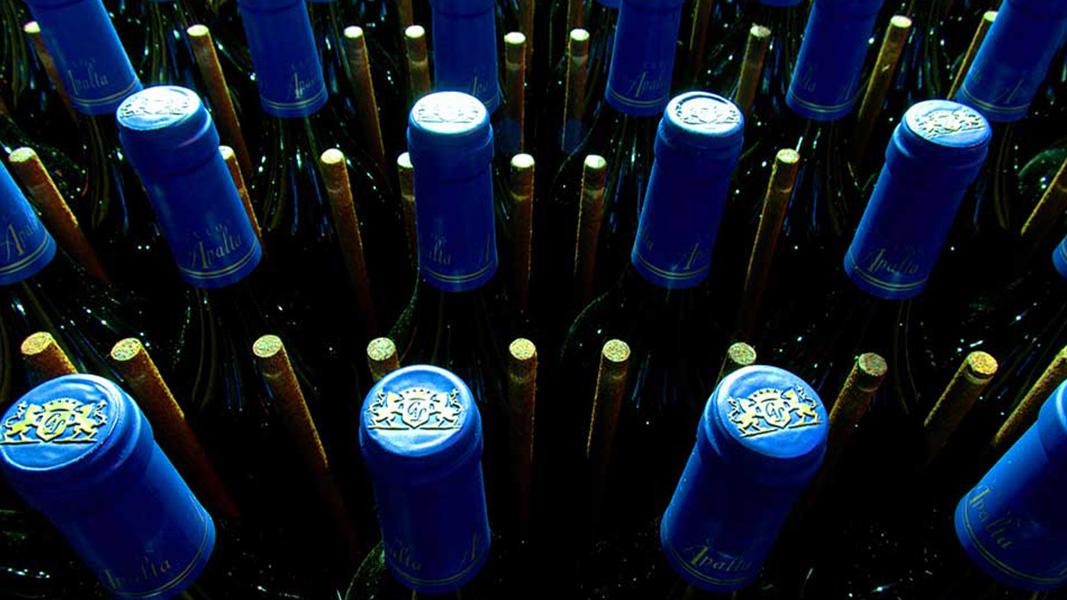 Banner closapalta flessen