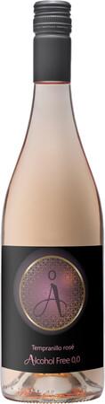 1355000 A Rose Tempranillo Alcohol free 0,0