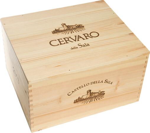 Antinori Cervaro Della Sala kist dicht