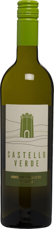 6300000 eigen label castello verde verdicchio del castelli di jesi staand