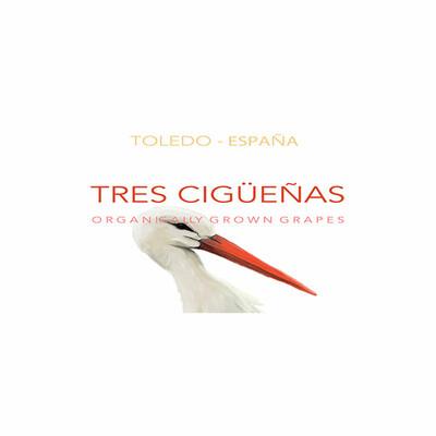 Logo Tres Ciguenas
