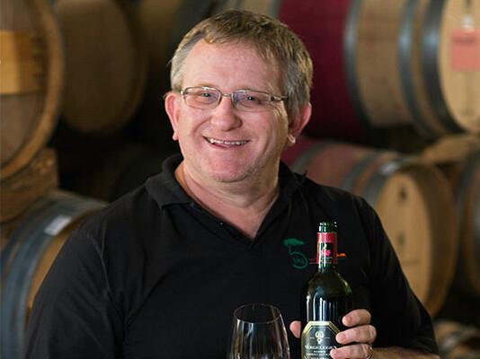 Wijnmakers Vergelegen
